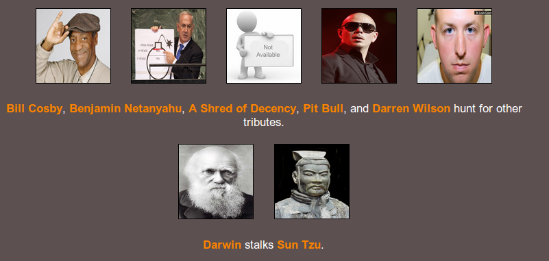 Hunger Games | Drunk And Humble
